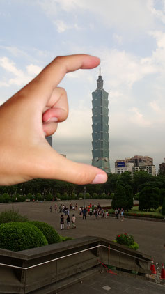 Taiwan, Taipeh, Großstadt, Backpacker, Langzeitreise, Träume leben, Weltreise