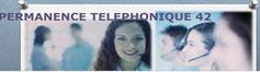 Permanence téléphonique 42