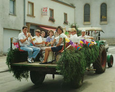 Kirmes Juli 1989