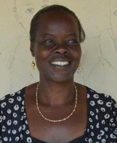 Marianne Andayi, Coordinator Kakamega