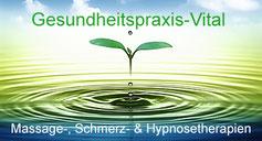 Logo Gesundheitspraxis-Vital, Engelburg SG