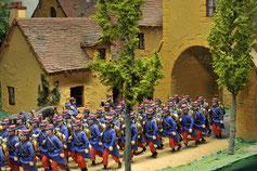 Musée Figurine Compiegne proche gite Les Merles Oise