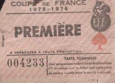 1976-04-10  Sète-PSG (8ème Finale Retour CF, Sans Nom)