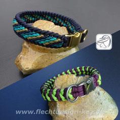 Halsbänder aus Partcord kaufen
