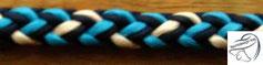 12-fach rund (6-fach doppelt), ca. 18mm, bis 6 Farben möglich