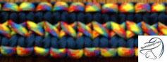 Wide Solomon, bis 3 Farben möglich, ca. 30mm