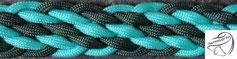Variante Woven Flat Braid, ca. 20 mm, bis 4 Farben möglich