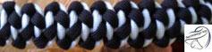 Cobbled Solomon Bar, bis 2 Farben möglich