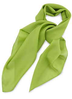 Lime Groene Sjaal