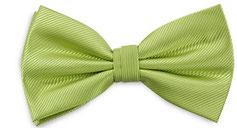Lime Groene Strik
