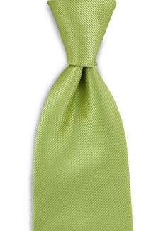 Lime Groene Stropdas