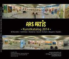 Ars Artis, Katalog 2014