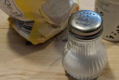 salz zucker mehl