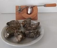 Ouvre-huîtres en bois