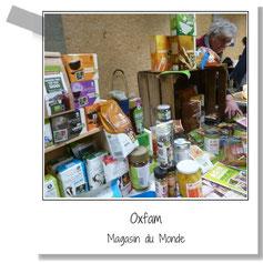 Oxfam - Magasin du Monde