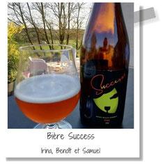 Bière Success - Bonsin