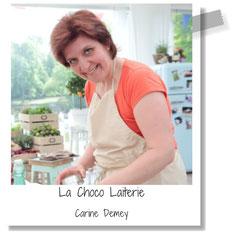 La Choco Laiterie - Carine Demey - Bourdon