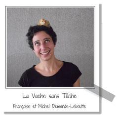 """La Vache sans Tâche - Vente de colis limousins et volaille """"Coq des Prés"""" - Sinsin"""