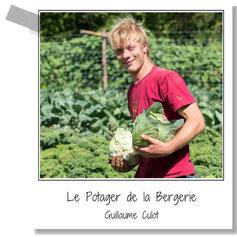 Le Potager de la Bergerie - Légumes - Rendeux