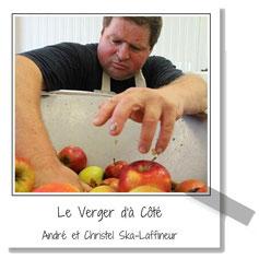 Le Verger d'à Côté - Jus de fruits - Hargimont