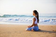 Burnout Prävention Yoga