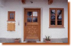 Fenster und Türen - Schreinerei Anian Klingsbögl