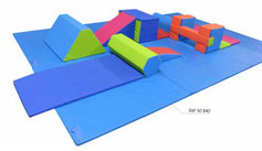 tapis gym enfants