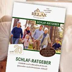 Broschüre Schlaf-Ratgeber