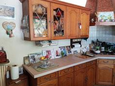 Rénovation de cuisine ancienne
