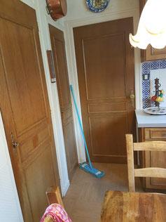 Révovation portes en bois