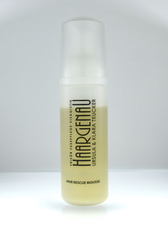 Hair Rescue Mousse by Haargenau Trucker