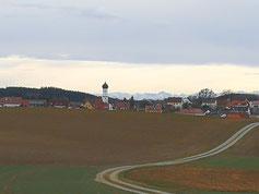 """""""Wandern rund um Hörmannsberg""""  Februar 2020"""