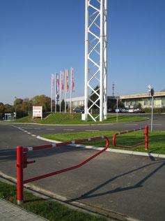 Distance Rotation Barrier