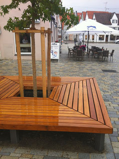 Tetra Tree-Bench