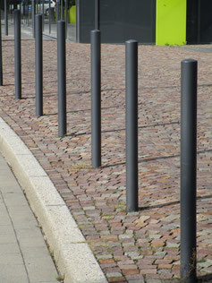 Record Limiting Bollard