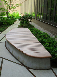 Lobby Freeform Bench