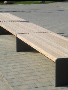 Caravan Infinity Bench