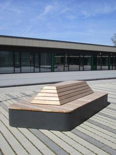 Curio School Seat