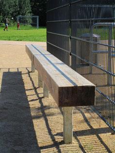 Victoria Coaching Bench