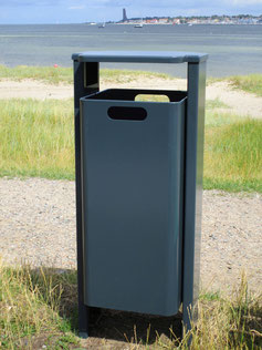 Ideal Litter Bin