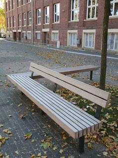 Omnia Corner Seat