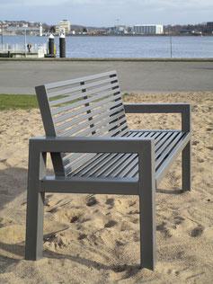 Viking Steel Seat