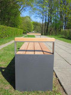 Esplanade A Profile Bench