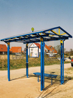 Maris Bus Shelter