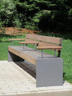 Esplanade R Profile Bench