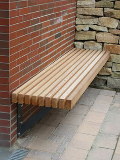 Tangens Wall-Bench