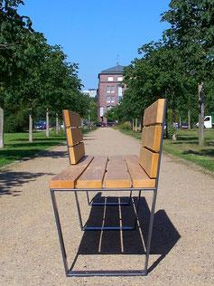 ULTRA Long Seat w. doublesided Backrest