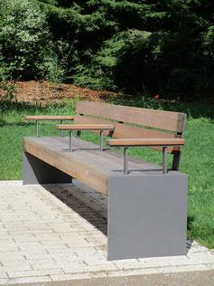 Esplanade R Profile Bench