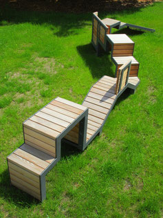 Parcours Stair Seat