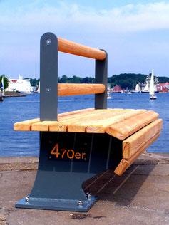 470er Double-Rail Seat